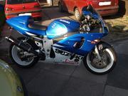 suzuki gsxr 600w-1998s