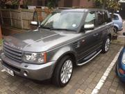 Land Rover 2008 range rover sport 2008