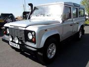 2007 LAND ROVER 2007  Land Rover  Defender 110