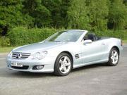 Mercedes-benz Sl-class 3.4