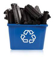 Recycle your laser printer toner to save the environment